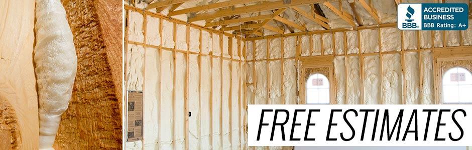 Spray Foam Insulation In Little Rock Ar Insulation